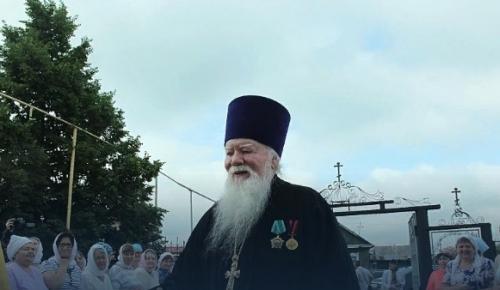 Не стало отца Сергия. Скончался настоятель храма святых апостолов Петра и Павла в Коркино протоиерей Сергий Гулько